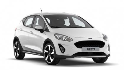 FORD Fiesta Active 2