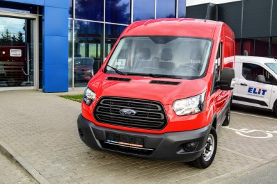 FORD Transit Ambiente 2019R.