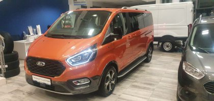 FORD Tourneo Custom Active  2021R.