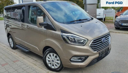 FORD Tourneo Custom Titanium L1  2020R.
