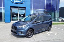 FORD Tourneo Courier SPORT 2019R.