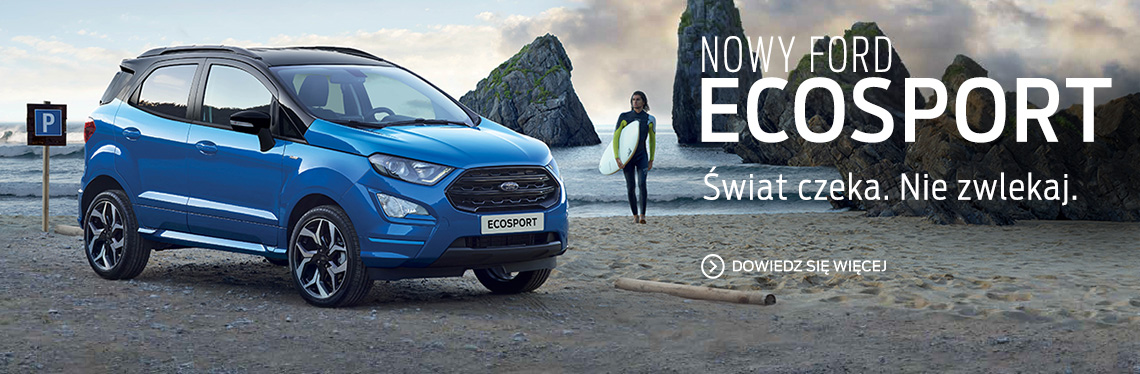 Nowy Ford EcoSport